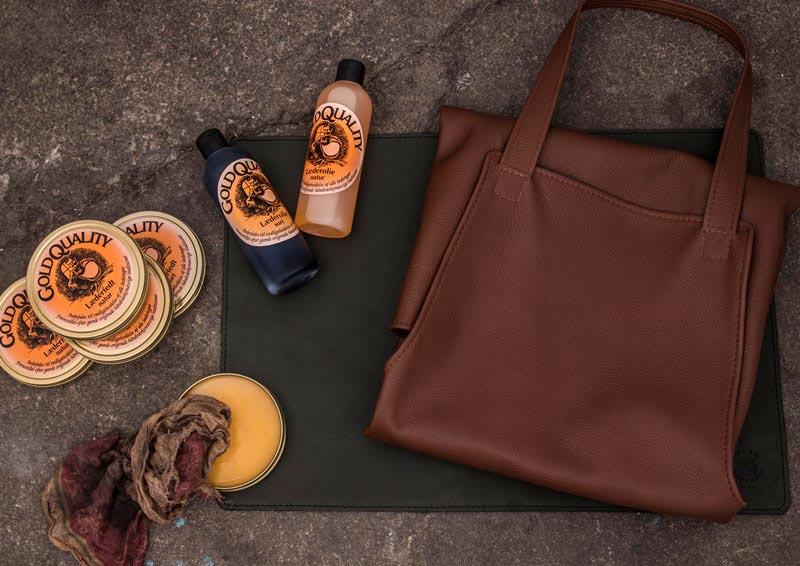 lädervård galltvål skötselråd läderolja