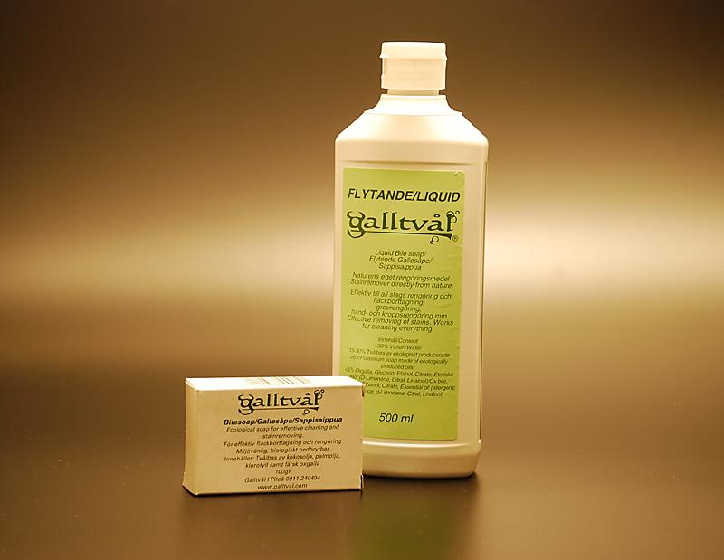 rengöra skinn med såpa